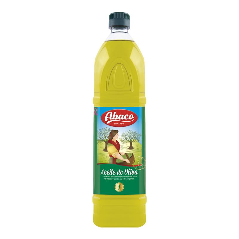 Aceite de Oliva intenso 1 litro Abaco