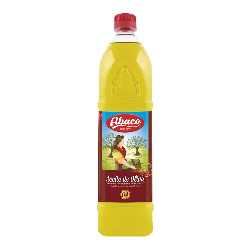 Aceite de Oliva suave 1 litro Abaco