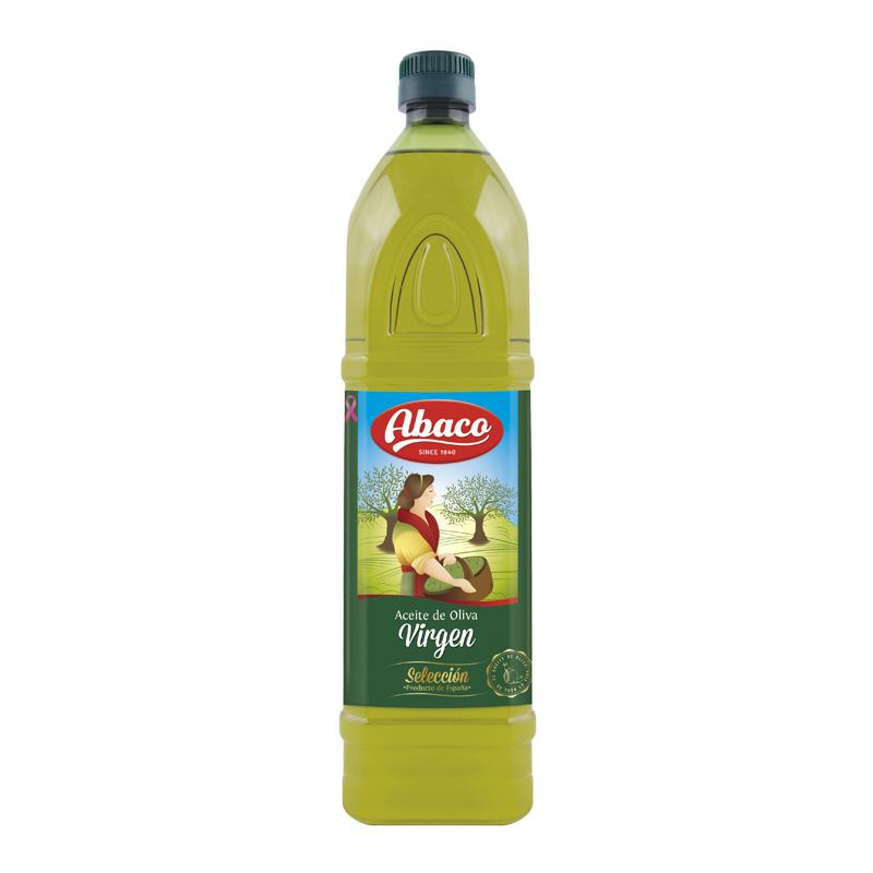 Aceite de Oliva Virgen 1 litro Abaco